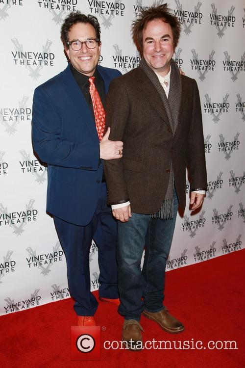 Michael Mayer and Roger Bart 2