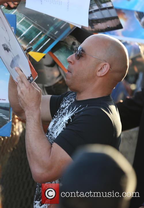 Vin Diesel 1