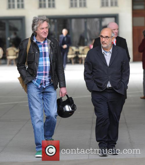 James May and Alan Yentob 3