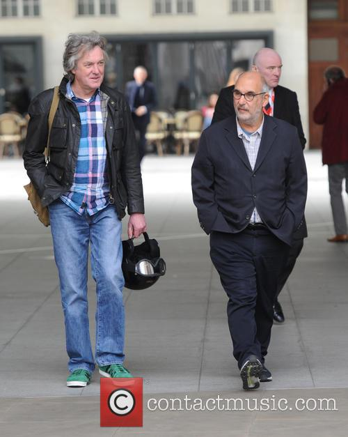 James May and Alan Yentob 4