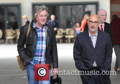 James May and Alan Yentob 5