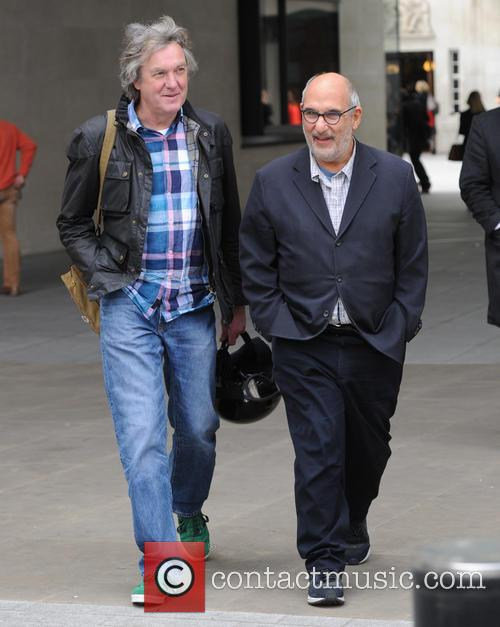 James May and Alan Yentob 1