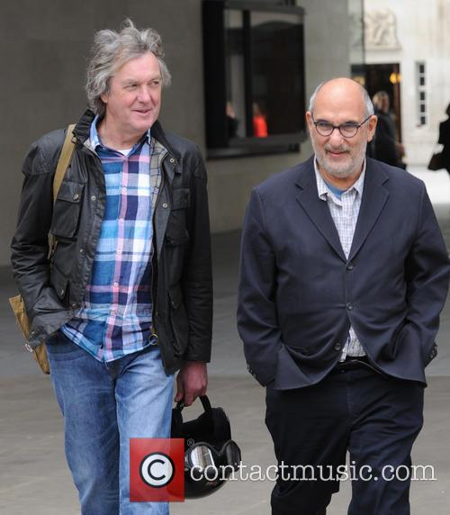James May and Alan Yentob 8