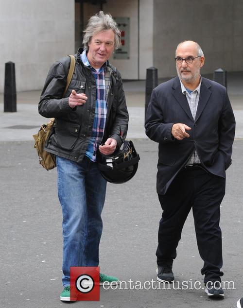 James May and Alan Yentob 9