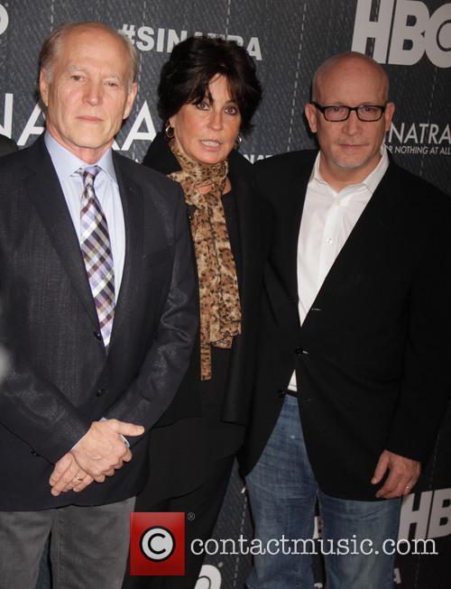 Frank Marshall, Tina Sinatra and Alex Gibney 4