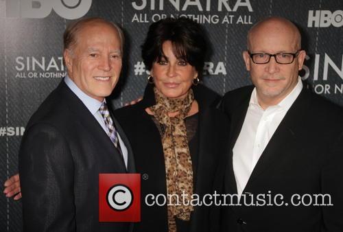 Frank Marshall, Tina Sinatra and Alex Gibney 5