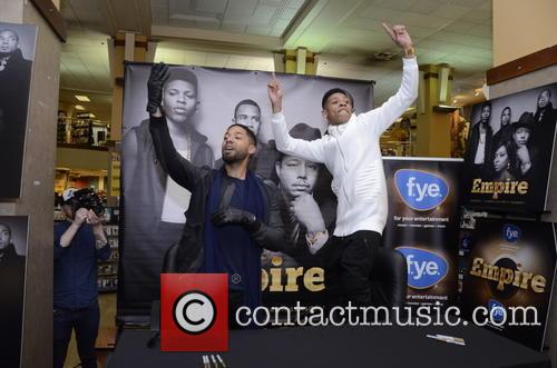 Jussie Smollett, Bryshere Gray and Yazz The Greatest 3