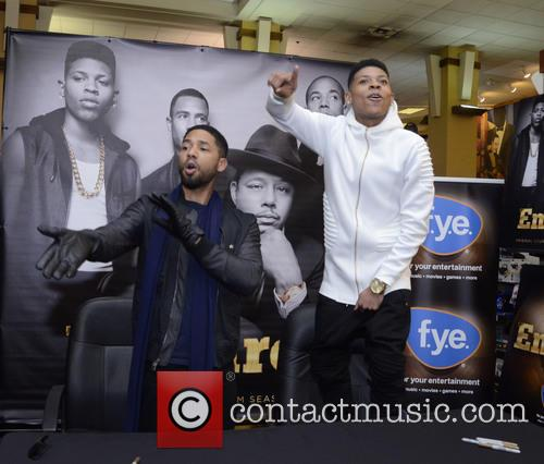 Jussie Smollett, Bryshere Gray and Yazz The Greatest 5