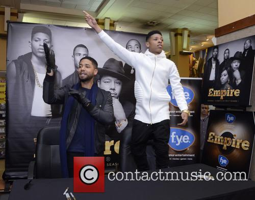 Jussie Smollett, Bryshere Gray and Yazz The Greatest 1