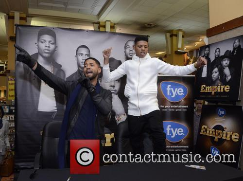 Jussie Smollett, Bryshere Gray and Yazz The Greatest 7