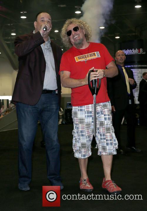 Jon Taffer and Sammy Hagar 7