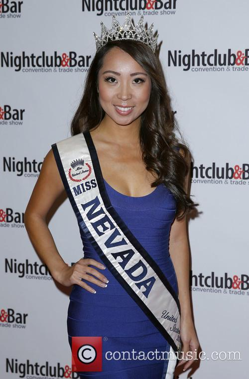 Lisa Song Sutton and 2014 Miss Nevada 1