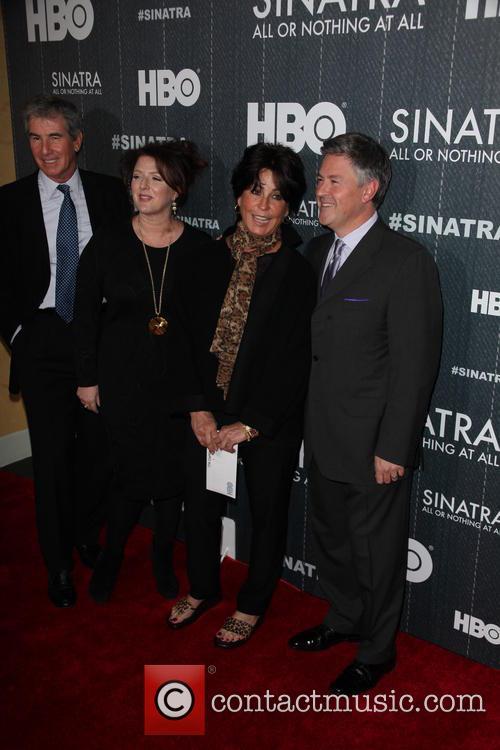 Bob Finkelstein, Blair Foster, Tina Sinatra and Charles Pignone 3