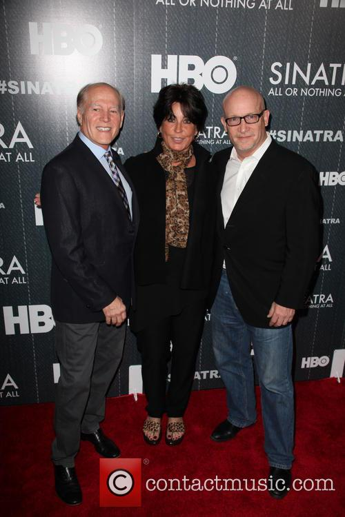 Frank Marshall, Tina Sinatra and Alex Gibney 3