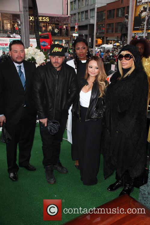 Jon Gosselin, Ronnie Ortiz-magro, Omarosa, Tila Tequila and Big Ang 3