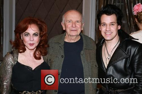 Stockard Channing, Terrence Mcnally and T.r. Knight 6
