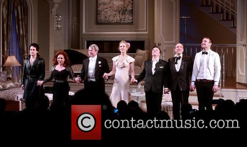 T.r. Knight, Stockard Channing, Matthew Broderick, Katie Finneran, Nathan Lane, F. Murray Abraham and Micah Stock 4