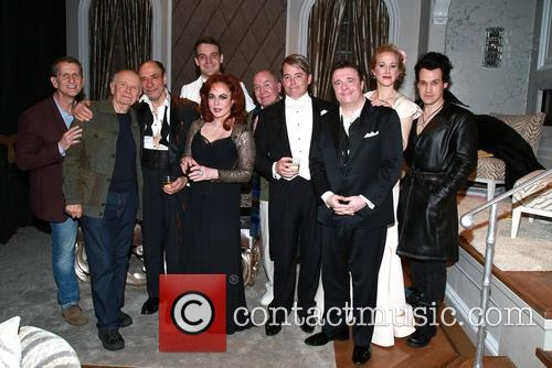 Tom Kirdahy, Terrence Mcnally, F. Murray Abraham, Micah Stock, Stockard Channing, Jack O'brien, Matthew Broderick, Nathan Lane, Katie Finneran and T.r. Knight 3