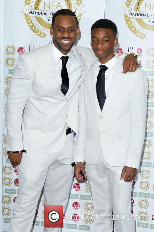 Richard Blackwood 5