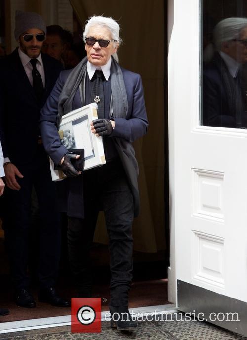 Karl Lagerfeld 3