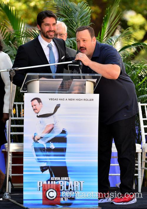 Eduardo Verastegui and Kevin James 3