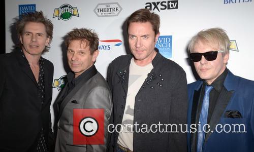 John Taylor, Roger Taylor, Simon Le Bon, Nick Rhodes and Duran Duran 2