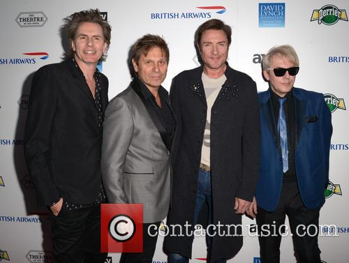 John Taylor, Roger Taylor, Simon Le Bon, Nick Rhodes and Duran Duran 3