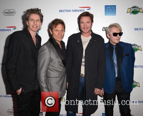 John Taylor, Roger Taylor, Simon Le Bon, Nick Rhodes and Duran Duran 1