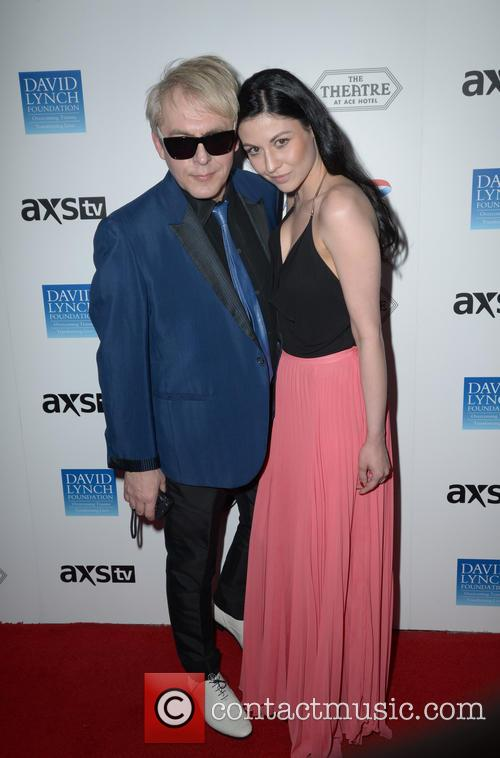 Nick Rhodes and Nefer Suvio 1