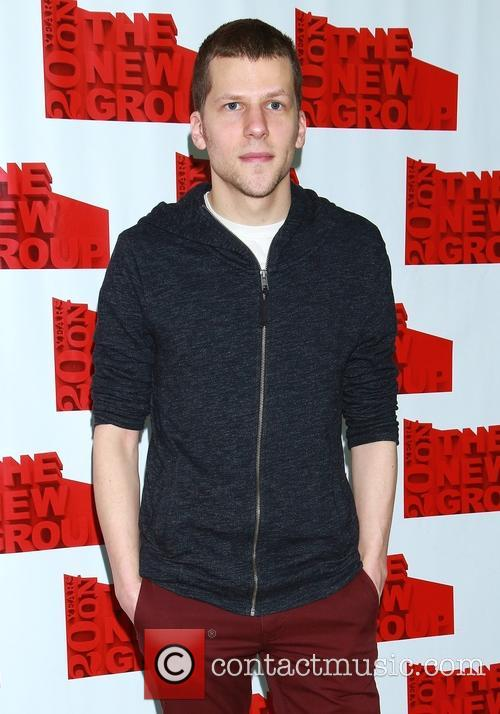 Jesse Eisenberg Likens Comic-con To