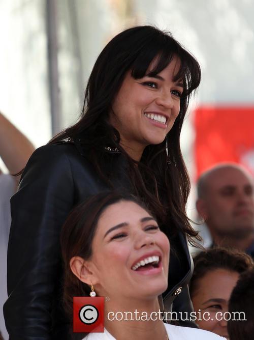 Michelle Rodriguez and Paloma Jiménez 3
