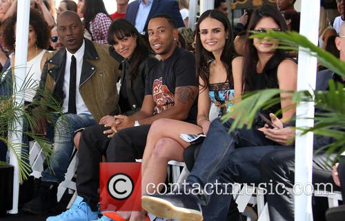 Tyrese Gibson, Michelle Rodriguez, Ludacris and Jordana Brewster 9