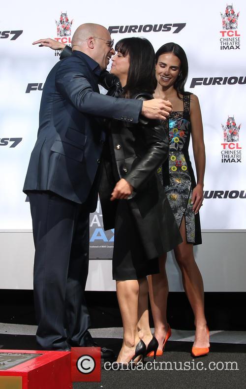Michelle Rodriguez and Jordana Brewster 2