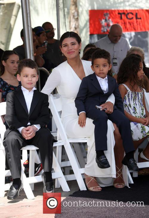 Vincent Sinclair, Paloma Jiménez and Pauline Sinclair 1