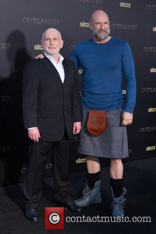 Gary Lewis and Graham Mctavish 3