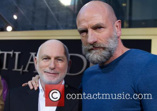 Gary Lewis and Graham Mctavish 5