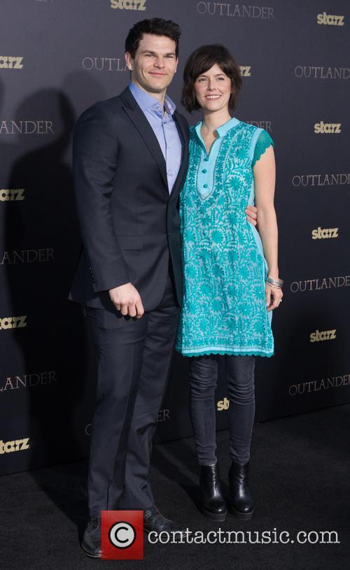 Josh Helman and Jennifer Allcott 3