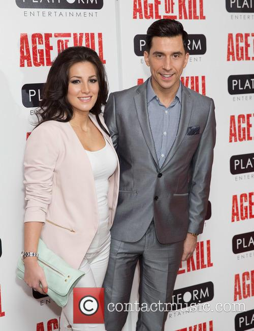 Lindsey Cole and Russell Kane 1