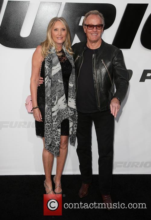Peter Fonda and Margaret Devogelaere 4