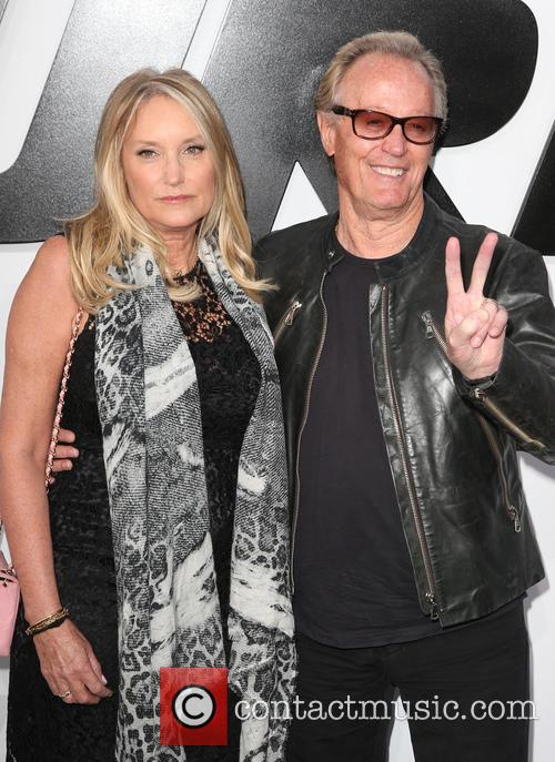 Peter Fonda and Margaret Devogelaere 5