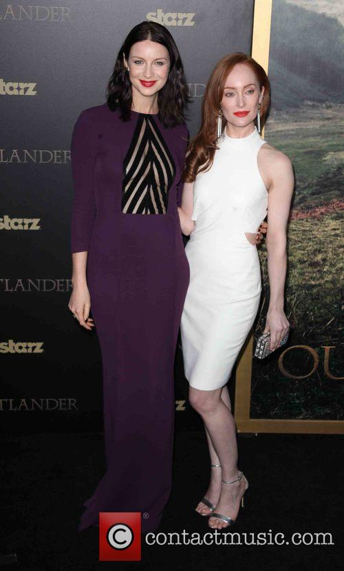 Caitriona Balfe and Lotte Verbeek 6
