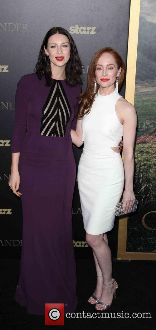 Caitriona Balfe and Lotte Verbeek 7