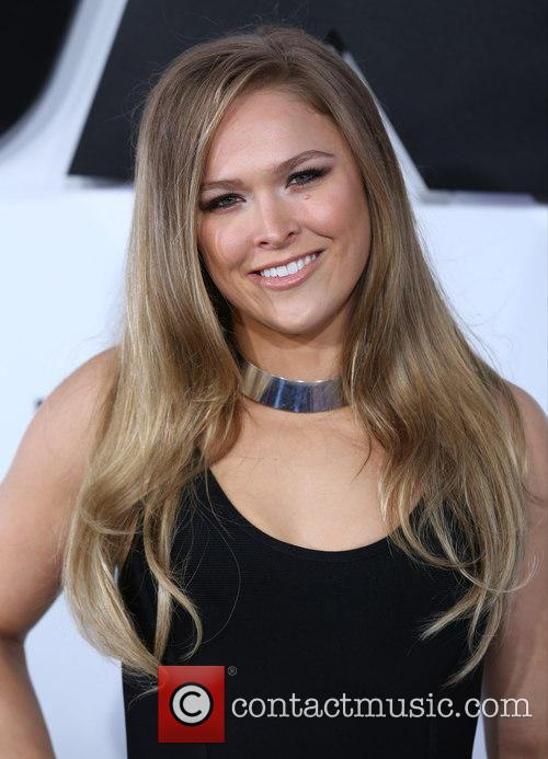 Furious and Rhonda Rousey 2