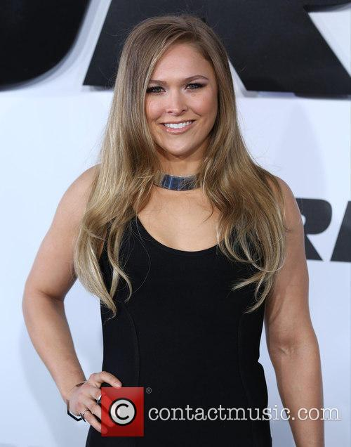 Furious and Rhonda Rousey 1