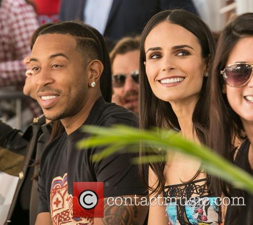 Ludacris and Jordana Brewster 2
