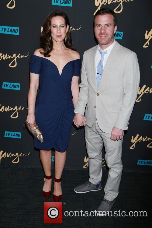Miriam Shor and Justin Hagan
