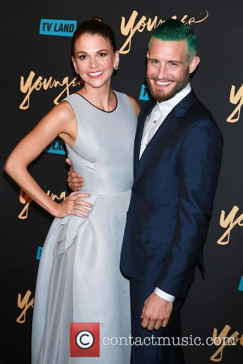 Sutton Foster and Nico Tortorella 11