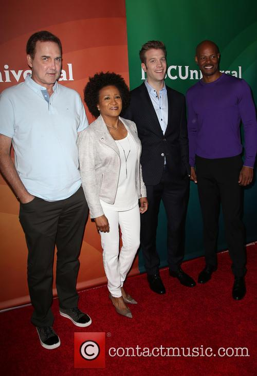 Norm Macdonald, Wanda Sykes, Anthony Jeselnik and Keenen Ivory Wayans 2