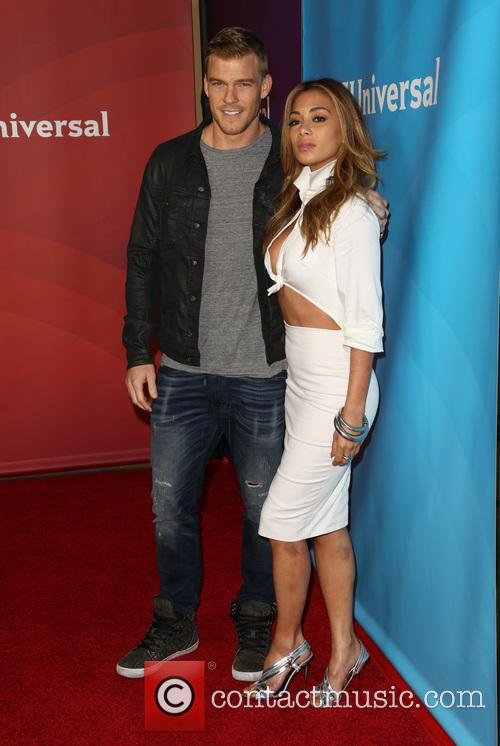 Alan Ritchson and Nicole Scherzinger 3