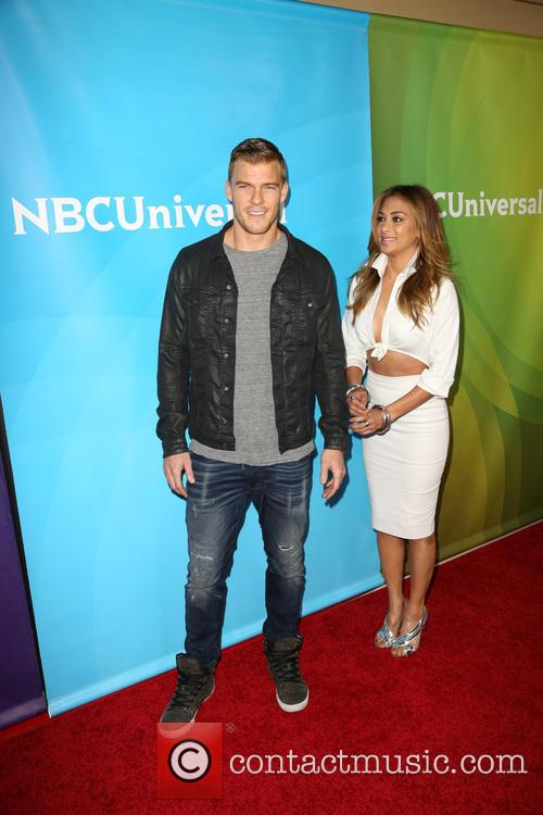 Alan Ritchson and Nicole Scherzinger 9